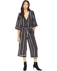 Bishop + Young - Stripe Romper (navy) Women's Jumpsuit & Rompers One Piece - Lyst