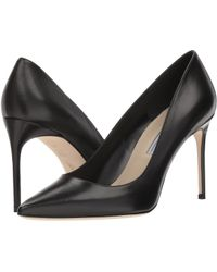 Brian Atwood - Valerie (cappuccino Nude Patent) Women's Shoes - Lyst