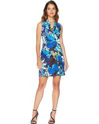 Trina Turk - Eliana Dress (brilliant Blue) Women's Dress - Lyst