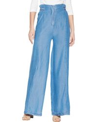 Bishop + Young - D-ring Pants (chambray) Women's Casual Pants - Lyst