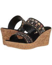 Onex - Rubi (black) Women's Sandals - Lyst