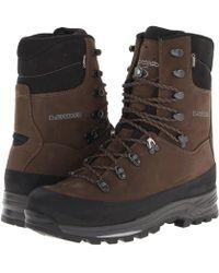 Lowa - Tibet Gtx(r) Hi (sepia Black) Men's Boots - Lyst