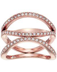 Michael Kors - Wonderlust Open Ring (rose Gold) Ring - Lyst