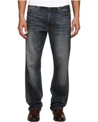 Lucky Brand - 181 Relaxed Straight In Wilder Ranch (wilder Ranch) Men's Jeans - Lyst