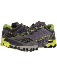 La Sportiva - Bushido (carbon/butter) Men's Running Shoes - Lyst