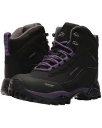 Baffin - Hike (black/plum) Women's Cold Weather Boots - Lyst