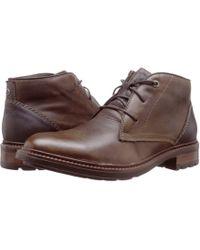 Josef Seibel - Oscar 11 (moro Oregon/kombi) Men's Lace-up Boots - Lyst