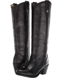 Frye - Jackie Button (black) Women's Pull-on Boots - Lyst