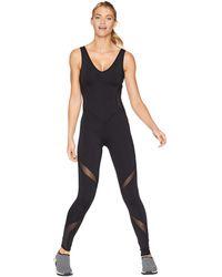 Michi - Siren Jumpsuit (black) Women's Jumpsuit & Rompers One Piece - Lyst