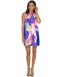 Lilly Pulitzer | Jackie Silk Shift | Lyst