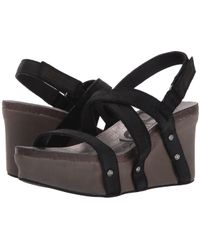 761f01bf29d Otbt - Sail (pewter) Women s Wedge Shoes - Lyst