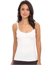 On Gossamer - Cabana Cotton Reversible Camisole (black) Women's Pajama - Lyst
