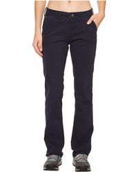 Mountain Khakis - Camber 105 Pants Classic Fit (firma) Women's Casual Pants - Lyst