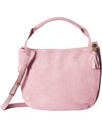 The Sak - The 120 Small Hobo By Collective (black) Hobo Handbags - Lyst