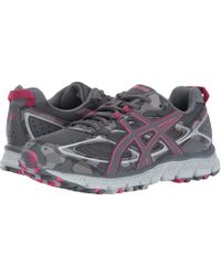 Asics - Gel-scram(r) 3 (carbon/carbon/cosmo Pink) Women's Running Shoes - Lyst