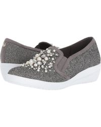 Anne Klein - Yevella (taupe Multi/light Fabric) Women's Shoes - Lyst