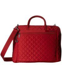 Hedgren - Diamond Pauline Business Bag (red) Bags - Lyst