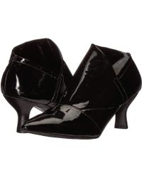 Adrianna Papell - Hayes (black Stretch Microsuede) Women's Shoes - Lyst