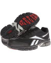 Reebok - Ketia (black/silver) Men's Work Boots - Lyst