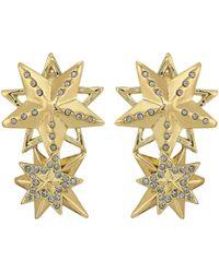 House of Harlow 1960 - Star Cluster Earrings - Lyst