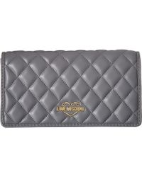 Love Moschino - Super Quilted Clutch - Lyst