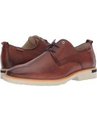 Pikolinos - Salou M9j-4225 (cuero) Men's Lace Up Wing Tip Shoes - Lyst
