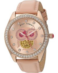 Betsey Johnson - Bj00048-241 - What A Hoot - Lyst