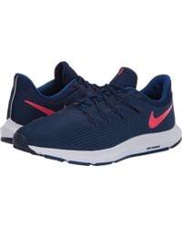 04228e1d52a6 Nike - Quest (cool Grey lime Blast black white) Men s Running