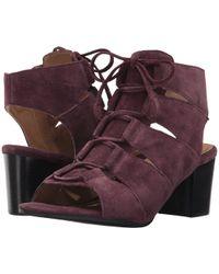 Vionic - Bristol (dark Taupe) Women's Flat Shoes - Lyst