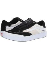 d7e9d6c703a0 Lyst - Vans Authentic Pro (elijah Berle) Navy two Tone Skate Shoe 8 ...