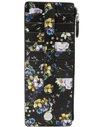 Lodis - Posy Credit Card Case With Zipper Pocket (multi) Credit Card Wallet - Lyst