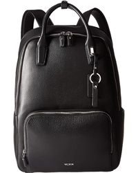 a3fe9046f Tumi - Stanton Indra Backpack (black) Backpack Bags - Lyst