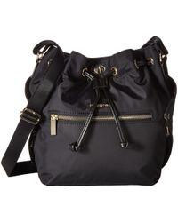 5b64172058 Lyst - Alexander Wang Prisma Double Envelope Leather Shoulder Bag in ...