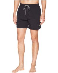 Speedo - Sunray Volley (atomic Red) Men's Swimwear - Lyst