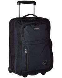 Quiksilver - Horizon (true Black) Luggage - Lyst