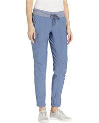 Columbia - Pilsner Peak Pull-on Cargo Pants (flint Grey) Women's Casual Pants - Lyst