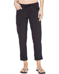Toad&Co - Jetlite Crop Pants (black) Women's Casual Pants - Lyst