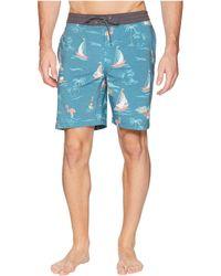 Rip Curl - Parker Layday Boardshorts (green) Men's Swimwear - Lyst