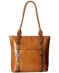 Patricia Nash - Rena Tote (sand 1) Tote Handbags - Lyst