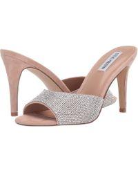 80b96c12d33e Steve Madden - Erin Heeled Sandal (leopard) Women s Sandals - Lyst