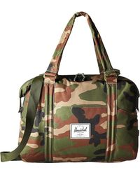 Herschel Supply Co. - Strand Sprout Diaper Bag (woodland Camo) Diaper Bags - Lyst
