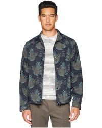 Vince - Tropical Print Coaches Jacket - Lyst