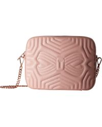 Ted Baker - Quilted Camera Bag - Lyst