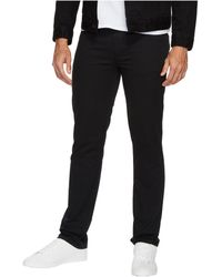 Calvin Klein Jeans | Slim Straight Stretch Calvary Pants | Lyst