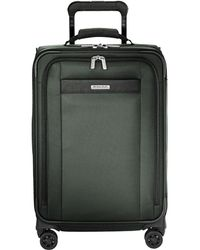 Briggs & Riley - Transcend Vx Tall Carry-on Expandable Spinner (rainforest Green) Luggage - Lyst