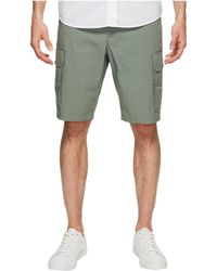 Dockers - Standard Washed Cargo Shorts (agave Green) Men's Shorts - Lyst
