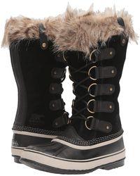 Sorel - Joan Of Arctictm (nori/dark Stone) Women's Waterproof Boots - Lyst