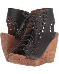 Musse&Cloud - Caprice Bykiers (black) Women's Sandals - Lyst