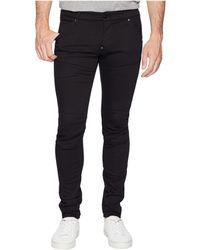 G-Star RAW - 5620 3d Superslim In Ita Black Superstretch (ita Black Superstretch) Men's Jeans - Lyst