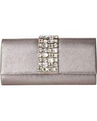 12eb554b34 Adrianna Papell - Keren (gold silver) Clutch Handbags - Lyst